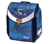 Школьный рюкзак для мальчиков FLEXI HELICOPTER HERLITZ, фото 1