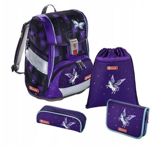 Школьный рюкзак для девочек Hama Step By Step Pegasus Dream + 2 пенала + сумка для спортивной обуви