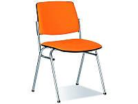 Офисный стул Isit chrome Новий Стиль / Офісний стілець Isit chrome
