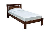 Кровать деревянная Л-110 1,0
