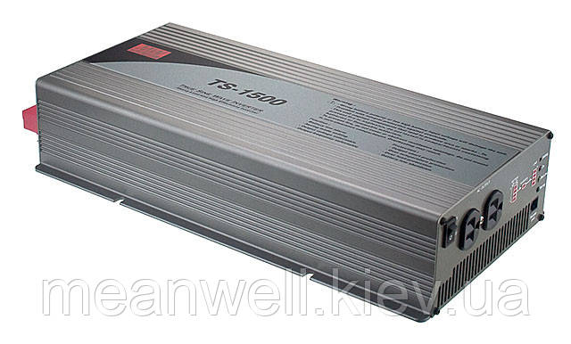 TS-1500-248B Блок питания Mean Well  Инвертор 1500 Вт, 230 В (DC/AC Преобразователь)