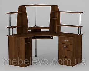 стол компьютерный СУ-11 1460х1500х1250мм    Компанит