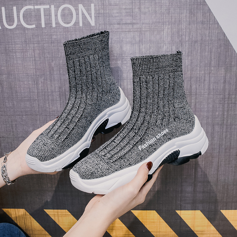 жіночі кросівки шкарпетки