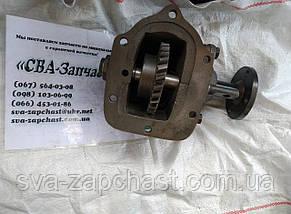 Коробка отбора мощности ГАЗ 3307 53 фланц.соед. Чугун.корпус КПП 4ступ. Z-26 3507-4202010-09