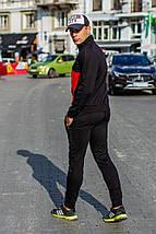 """Мужской трикотажный спортивный костюм """"РUМA"""" с карманами (2 цвета), фото 2"""