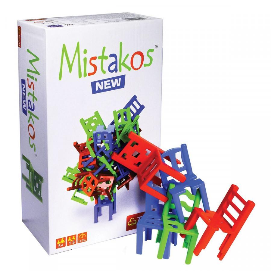 Настільна гра Trefl Містакос (Mistakos)