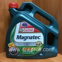 Моторное масло Castrol Magnatec 10W-40 A3/B4 4 л., фото 1