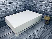 *10 шт* / Коробка для 12-ти кексов / 340х250х90 мм / Молочн / б.о., фото 1