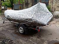 Тент транспортировочный на надувную лодку ПВХ. Пошив тентов на заказ в Харькове.