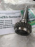 Вал первичный КПП ЗИЛ 432732 Д-245,9 L=265мм24зуба пустой 432720-1701030