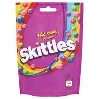 Жевательные конфеты Skittles Wild Berry 160 g