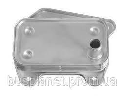 Масляный охладитель (теплообменник, радиатор) Mercedes Sprinter