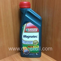 Моторное масло Castrol Magnatec 10W-40 A3/B4 1 л.