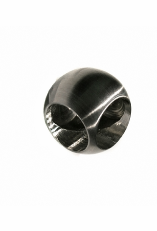 KLC-11-15-01 Шариковый поворот ригеля диаметром 12 мм под 90 градусов