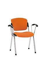 Офісний стілець Era arm chrome Новий Стиль / Офисный стул Era arm chrome