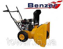 Снігоприбиральна машина BENZER 6,5 5 KM передніх і 2 зад.самохідна