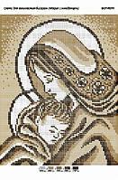 Мадонна с Младенцем (бронза)