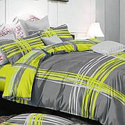 19021 Полуторное постельное белье ранфорс Viluta