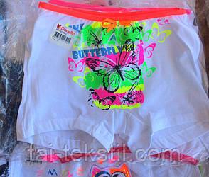 Трусики детские шортиками (девочка) разного цвета DONELLA Турция №2/3 (3 года), фото 2