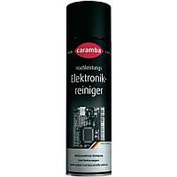 Облегчает зажигание и повышает надежность электрического оборудования Caramba  Elektronik reiniger
