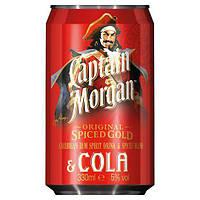 Captain Morgan Cola 330 ml