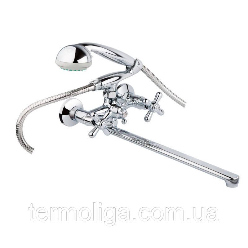 Смеситель для ванны Q-tap Dominox CRM 143
