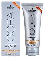 Защитный крем для кожи Schwarzkopf Professional Igora Skin Protection Cream - 100мл