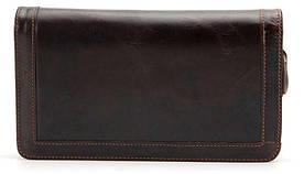 Клатч коричневый MS Collection Ms005B2