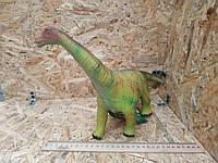 Резиновая игрушка Динозавр со звуком