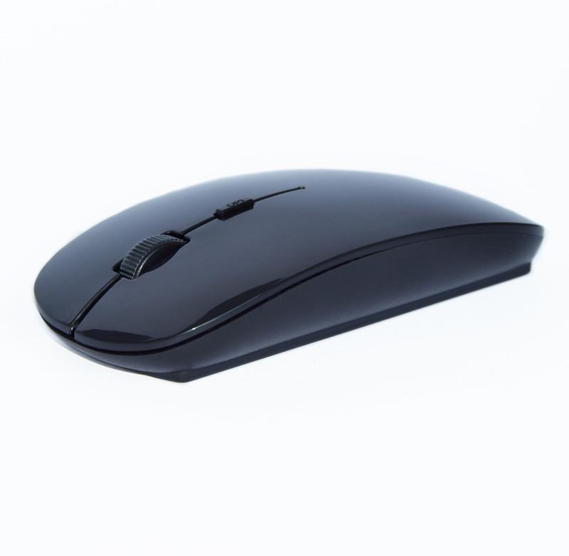 Беспроводная компьютерная мышка Wireless Bluetooth Mouse G-132, Черная, мышь оптическая (NS)