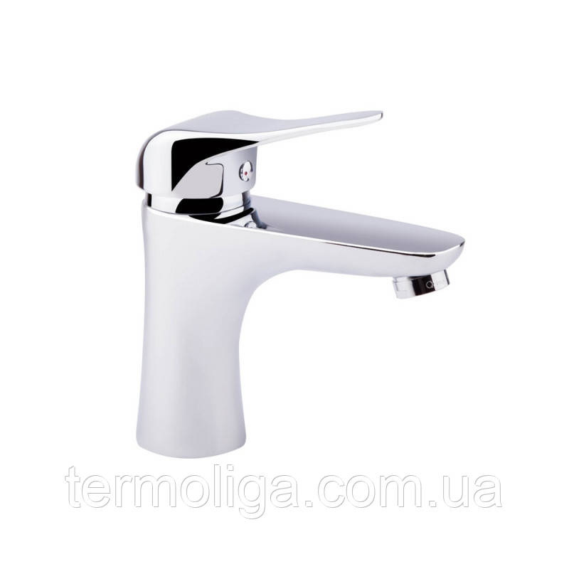 Смеситель для умывальника Q-tap Integra CRM 001