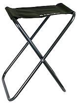 Складной рыбацкий стул без спинки Ranger ingul  (RA 4416) нагрузка 100кг, фото 3