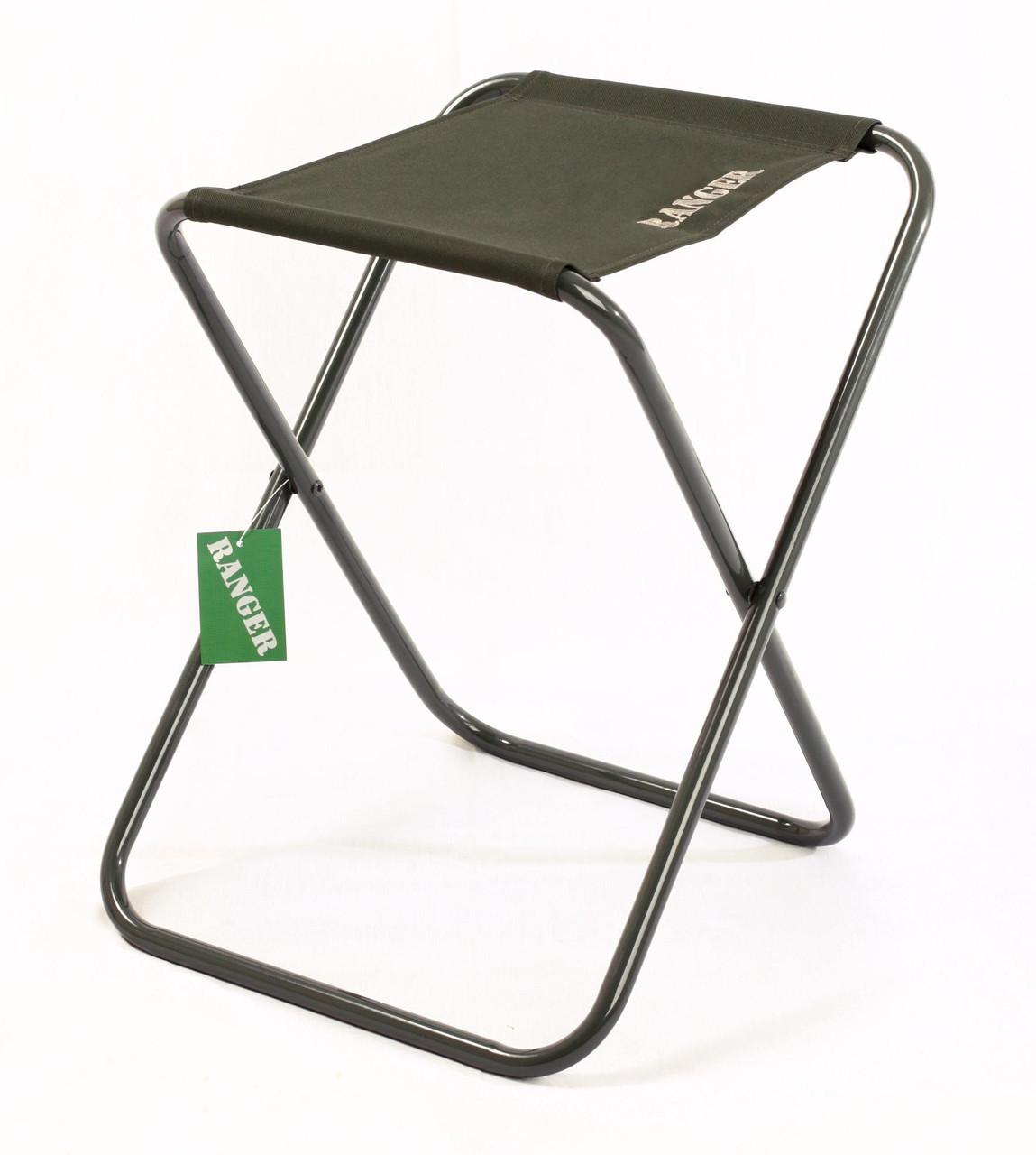 Складной рыбацкий стул без спинки Ranger ingul  (RA 4416) нагрузка 100кг