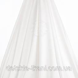 Поплин однотонный, цвет светлый айвори (№2411)
