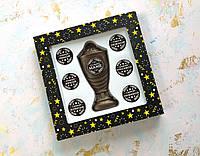Шоколадный набор Кубок с номинациями для лучшей мамы
