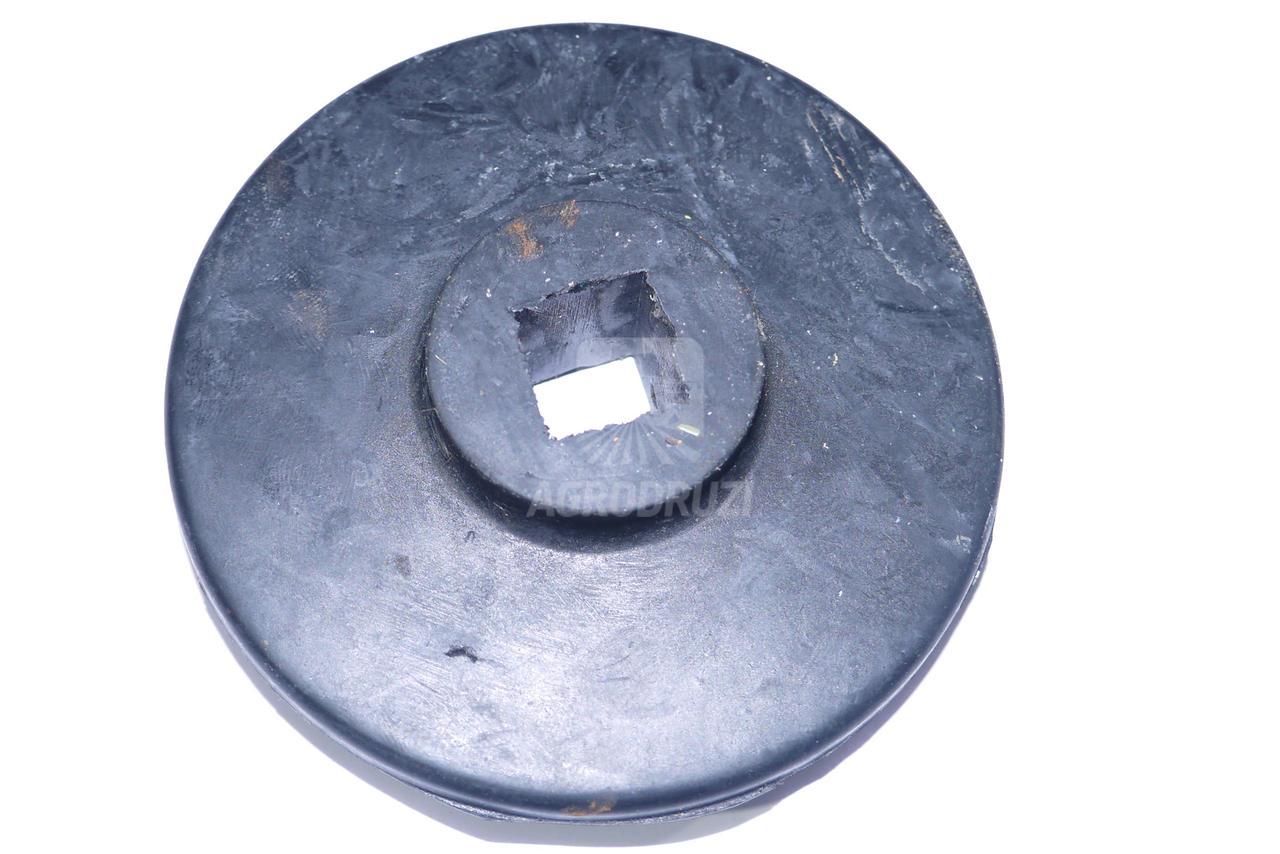 Тарілочка сортувального механізму  гумова внутрішня 8255-644-630-396 5644/63-039/0