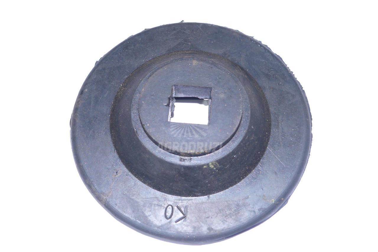 Тарілочка сортувального механізму гумова зовнішня  5644/63-040/0