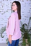 Модный женский пиджак,ткань двунить,размеры:44,46,48,50., фото 8