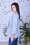 Модный женский пиджак,ткань двунить,размеры:44,46,48,50., фото 9