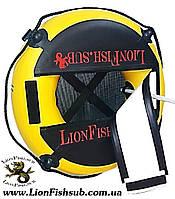 """Буй для дайвінгу LionFish.sub """"Freedaiv Lightweight"""". Легкий, Круглий, Міцний, Довговічний Freediving Buoy"""