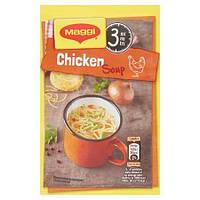 """MAGGI Суп Chicken soup быстрого приготовления*минутка"""" из Венгриии"""