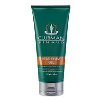 Увлажняющий гель для бритья CLUBMAN Head Shave Gel, 177 мл