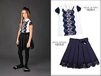 Школьная юбка для девочки Школьная форма для девочек MONE Украина 1213
