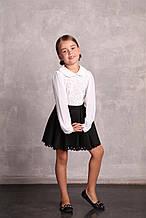 Школьная блузка для девочки Школьная форма для девочек Marine Корея Mari1213