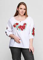 """Жіноча блузка вишиванка """"Роксолана"""""""