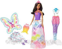 Кукла Барби Дримтопия Волшебное перевоплощение Barbie Dreamtopia FMV93