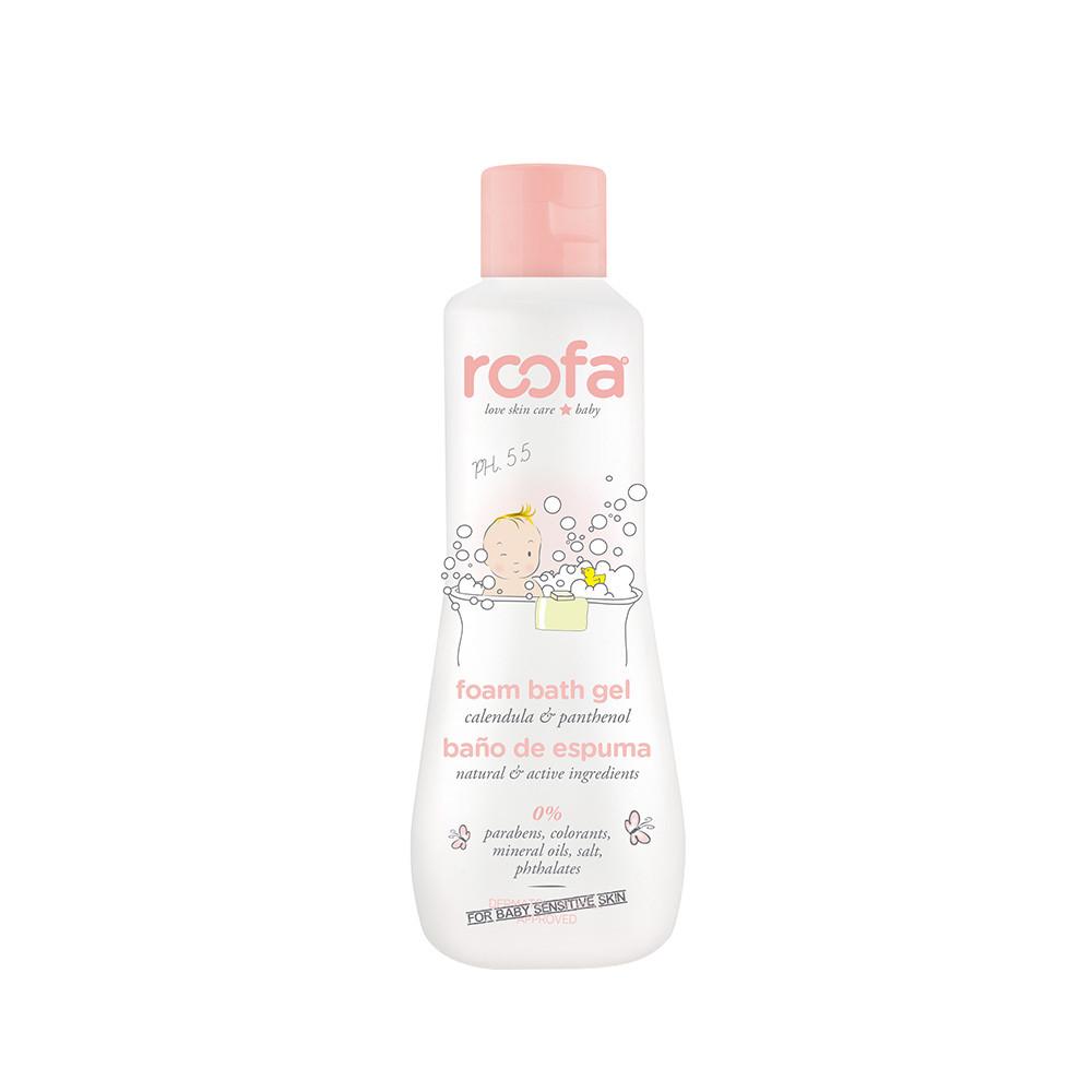 Roofa - Пенящийся детский гель для ванны (300 мл)