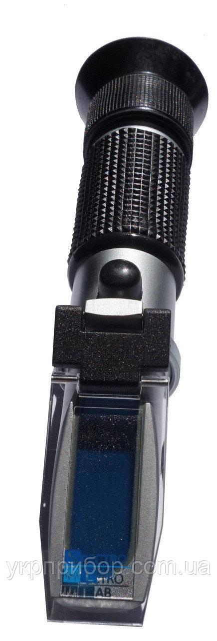 Рефрактометр ручной VBR62, 28-62% Brix