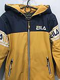 Демисезонная куртка для мальчика 116-146 см, фото 2