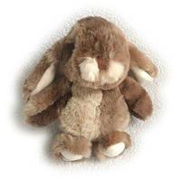 """Зайчик """"Bouncy Bunny - Brown"""", 15 см"""
